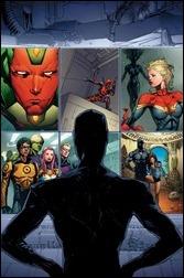 Avengers #0 Cover
