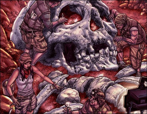 Book of Death: Legends of the Geomancer #3