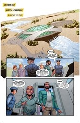 Book of Death: The Fall of X-O Manowar #1 Preview 1