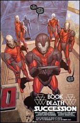 Book of Death: The Fall of X-O Manowar #1 Preview 4