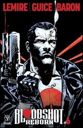 Bloodshot Reborn #6 Cover D - Brown
