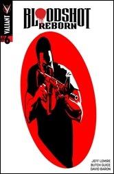 Bloodshot Reborn #6 Cover - Lieber Variant