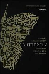 Butterfly HC Cover