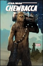 Chewbacca #1 Cover - Olivetti Variant