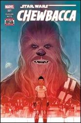 Chewbacca #1 Cover