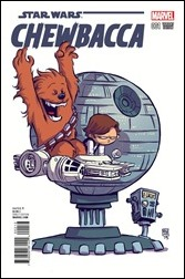 Chewbacca #1 Cover - Young Variant