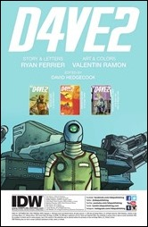D4VE2 #1 Preview 1