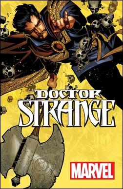 Doctor Strange #1 Cover