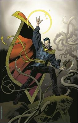 Doctor Strange #1 Cover - Nowlan Variant