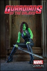 Guardians Of The Galaxy #1 Cover - Cosplay Variant