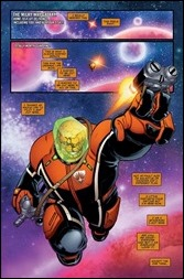 Guardians Of The Galaxy #1 Preview 1