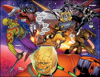 Guardians Of The Galaxy #1 Preview 3