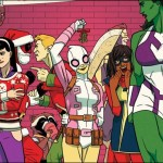 GWENPOOL Debuts in Howard The Duck #1 in November