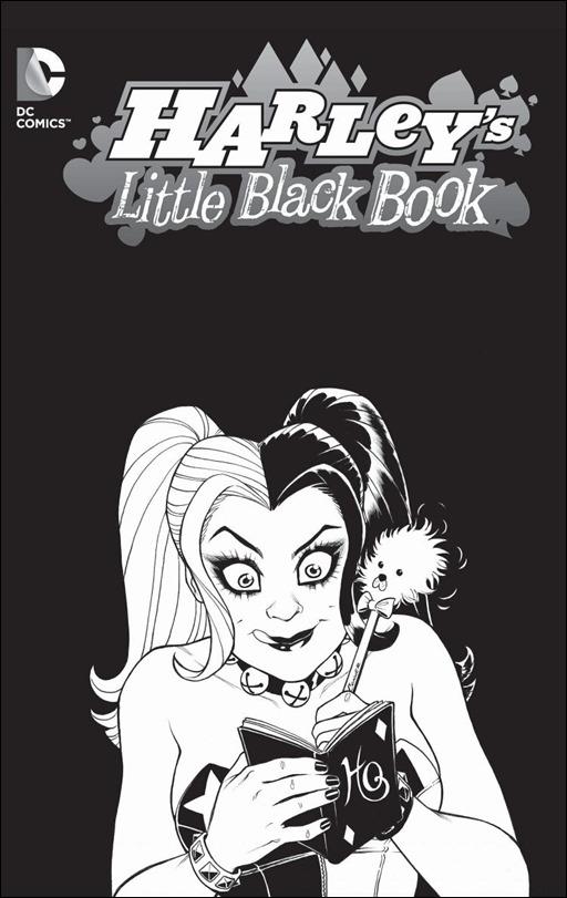 Harley's Little Black Book #1 Variant Bag