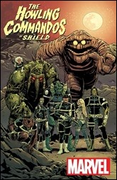 Howling Commandos of S.H.I.E.L.D. #1 Cover
