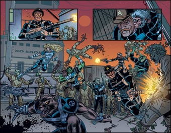 Howling Commandos of S.H.I.E.L.D. #1 Preview 2