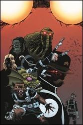 Howling Commandos of S.H.I.E.L.D. #1 Cover - Shalvey Variant