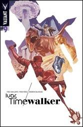Ivar, Timewalker #9 Cover - Barrionuevo Variant