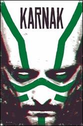 Karnak #1 Cover
