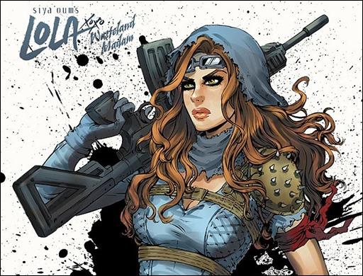 Lola: Wasteland Madam #3