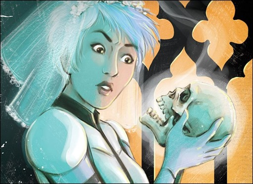The Death Defying Dr. Mirage: Second Lives #1