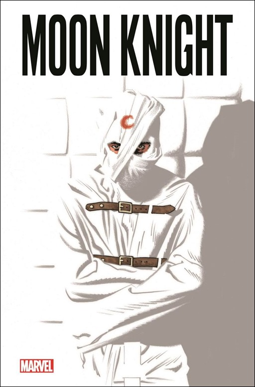 Moon Knight #1 Cover