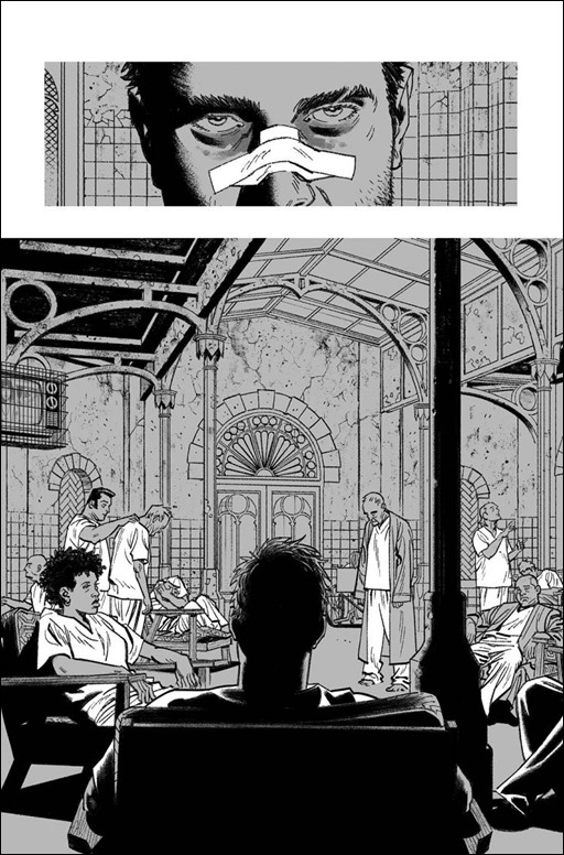 Moon Knight #1 First Look Preview 2