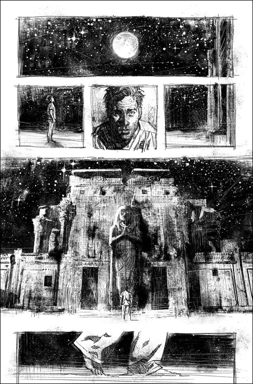 Moon Knight #1 First Look Preview 1