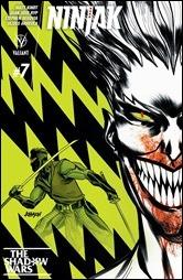 Ninjak #7 Cover C - Johnson