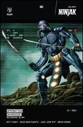 Ninjak #10 Cover A