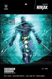 Ninjak #10 Cover C