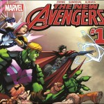 First Look: New Avengers #1 by Ewing & Sandoval