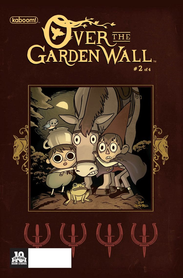 Preview over the garden wall 2 by mchale amp campbell