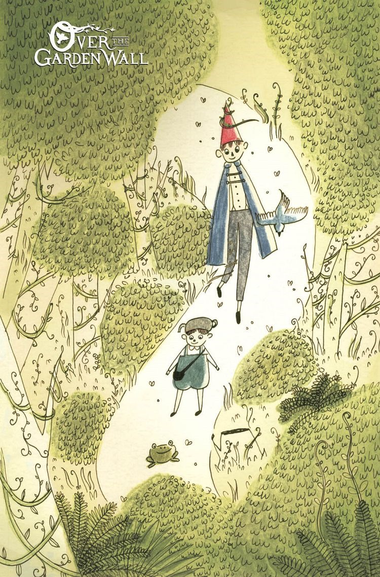 Preview: Over The Garden Wall #2 By McHale & Campbell