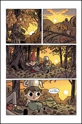 Over the Garden Wall #2 Preview 2