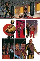 Sam Wilson, Captain America #1 Preview 2