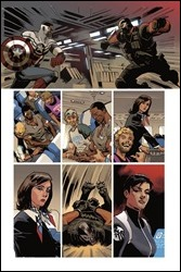Sam Wilson, Captain America #1 Preview 3