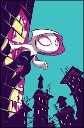 Spider-Gwen #1 Cover - Young Variant