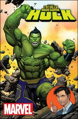 Totally Awesome Hulk #1 Cover