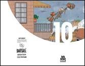 Tyson Hesse's Diesel #1 Cover B