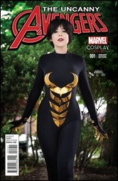 Uncanny Avengers #1 Cover - Cosplay Variant