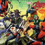 First Look: Uncanny Avengers #1 by Duggan & Stegman