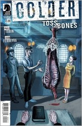 Colder: Toss The Bones #2 Cover