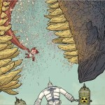 Preview: The Big Guy And Rusty The Boy Robot New Edition HC
