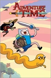 Adventure Time #45 Cover A