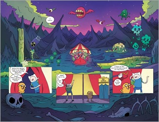Adventure Time #45 Preview 3
