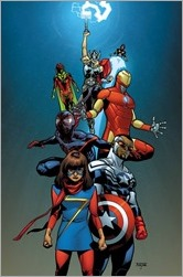 All-New, All-Different Avengers #1 Cover - Asrar Variant
