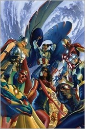 All-New, All-Different Avengers #1 Cover
