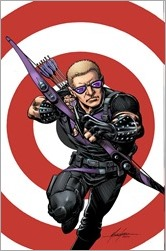All-New Hawkeye #1 Cover - Grell Variant