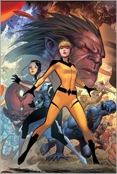 All-New Inhumans #1 Cover - Cheung Connecting Variant